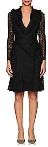 Altuzarra Women's Ourika Ruffled Lace Dress - Black