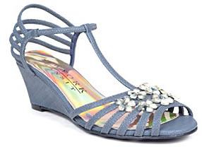 "New York Transit ""Great Innocence"" Wedge Sandals"