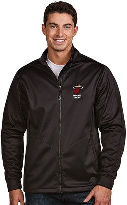 Antigua Men's Miami Heat Golf Jacket