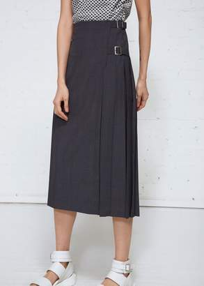 Junya Watanabe Side Pleats Skirt