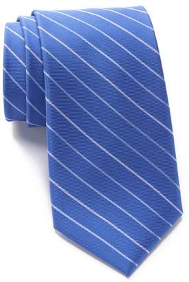 Tommy Hilfiger Silk Thin Stripe Tie