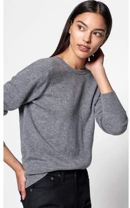 Equipment Dante V Back Cashmere Sweater