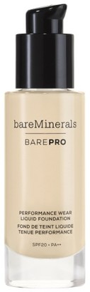 Bareminerals Barepro Performance Wear Liquid Foundation - 01 Fair