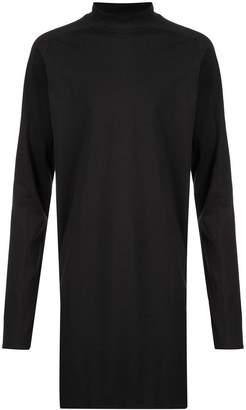 Y-3 High Collar Long Sleeve T-shirt