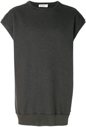 Jil Sander short sleeve sweatshirt