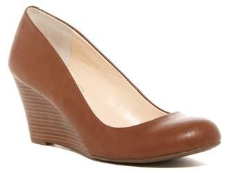 Jessica Simpson Suzanna Wedge Pump - Multiple Widths Available $69 thestylecure.com