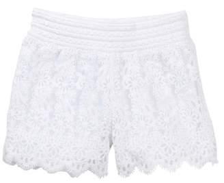 Design History Lace Shorts (Little Girls)