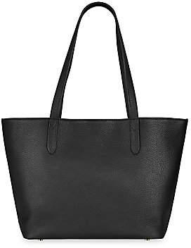 GiGi New York Women's Teddie Leather Tote Bag