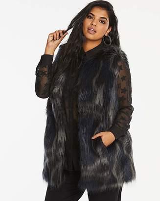 Fashion World Fur Gilet
