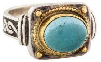 Konstantino Aquamarine Cocktail Ring