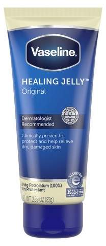 Vaseline Healing Jelly Skin Protectant - 2.89oz