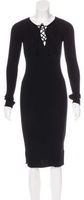 Autumn Cashmere Cashmere Sweater Dress w/ Tags