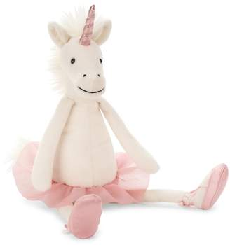 Jellycat Dancing Darcy Unicorn Stuffed Animal