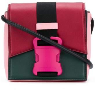 Christopher Kane colour block Bonnie shoulder bag