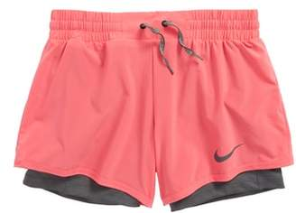 Nike 2-in-1 Training Shorts