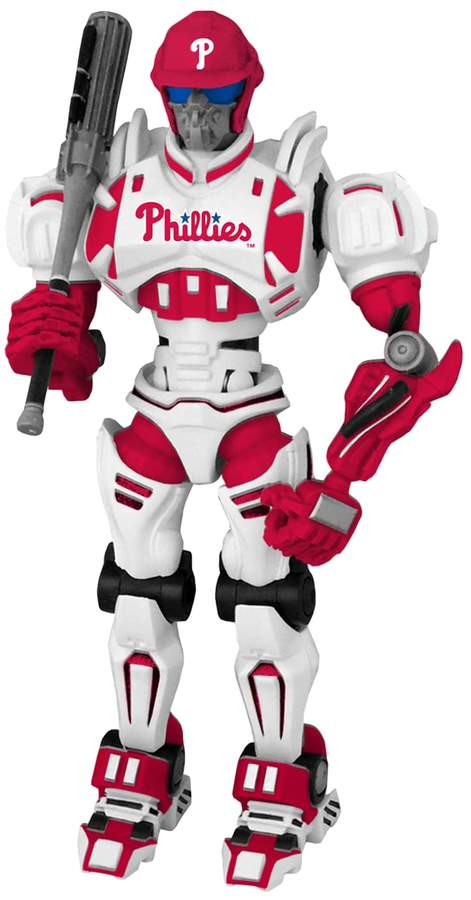 Kohl's Philadelphia Phillies MLB Robot Action Figure