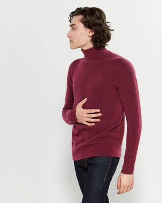 Roberto Collina Turtleneck Long Sleeve Sweater