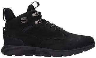 Timberland Killington Hiker Black Nabuk Sneakers
