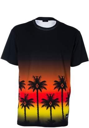 Marcelo Burlon County of Milan Palms T-shirt