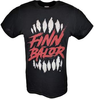 Freeze Finn Balor Italicized Logo WWE Mens T-Shirt-XL