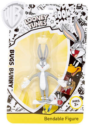 "Looney Tunes Nj Croce Bugs Bunny 6"" Bendable Action Figure"