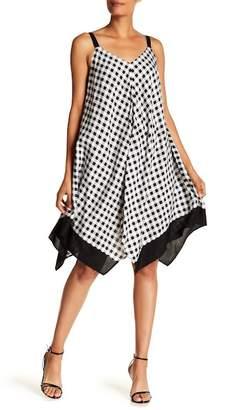 MSK Challis Dress
