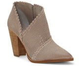 Vince Camuto Lamorna Perforated Pointy Toe Bootie