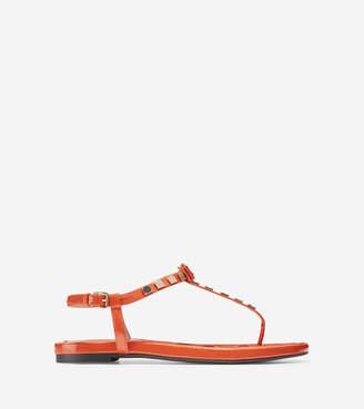 Cole Haan Tali Mini Bow Studded Sandal