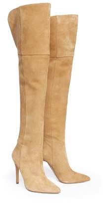 Alice + Olivia Dallen Suede Boot