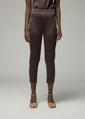 Pleats Please Issey Miyake Long June Pant