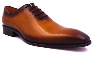 MAISON FORTE Enzo Leather Oxford