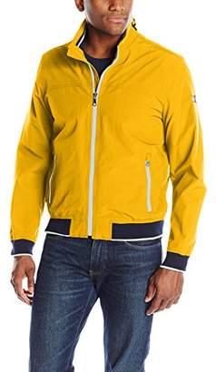 Tommy Hilfiger Men's Yachting Bomber Jacket