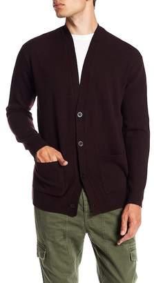 Vince Easy Fit Wool Blend Cardigan