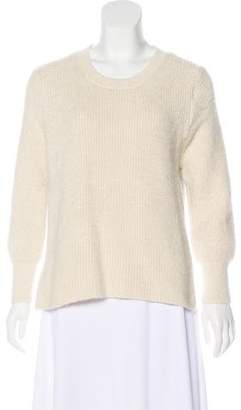 Eleven Paris Six Baby Alpaca Sweater
