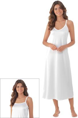 Vanity Fair Daywear Solutions Spinslip 32-in. 10158 - Women's