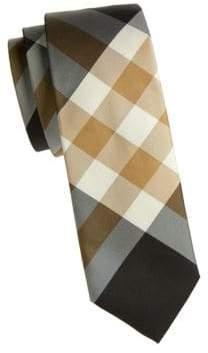 Burberry Exploded Check Silk Tie