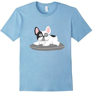 French Bull Cute Dog T-Shirt