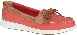 Sperry Women's Oasis Loft Canvas Boat Shoe
