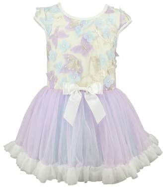 Popatu Butterfly Tulle Dress