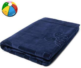 Vilebrequin Boys Cotton-Terry Beach Towel - Men - Navy