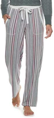 Croft & Barrow Women's Printed Pajama Pants