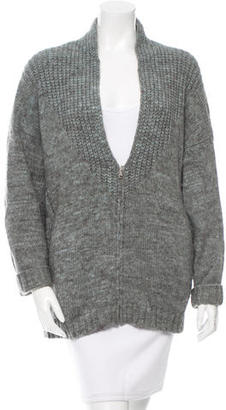 3.1 Phillip Lim Oversize Rib Knit Cardigan $95 thestylecure.com