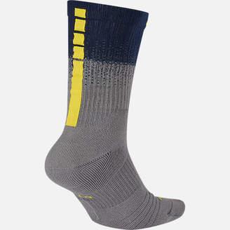 Nike Unisex Indiana Pacers NBA City Edition Elite Crew Basketball Socks