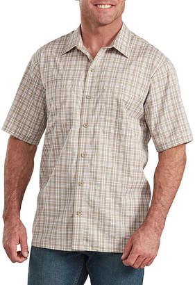 Dickies Performance Woven Plaid Shirt