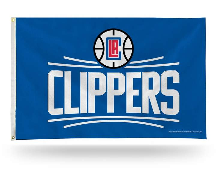 Kohl's Los Angeles Clippers Banner Flag