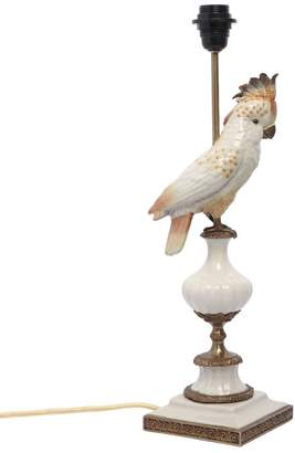 Cockatoo Lamp Stand