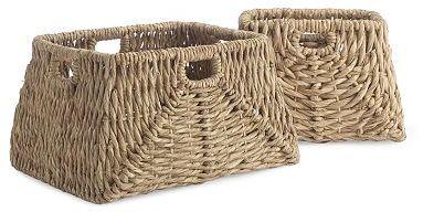 Warwick Baskets, Natural
