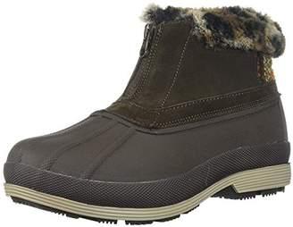 Propet Women's Lumi Ankle Zip Snow Boot 6 2E US