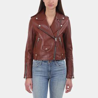 Mackage Baya Moto Leather Jacket