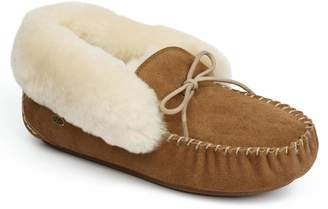 35b97847c Just Sheepskin Ladies Foxley Sheepskin Slippers